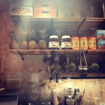 Gelato shop in Carlton