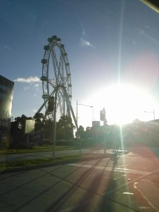 Melbourne Star, Docklands